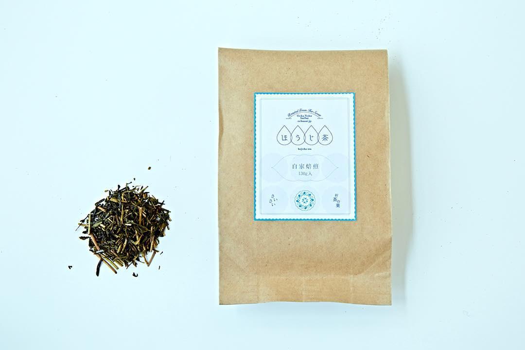 自家焙煎 ほうじ茶のご紹介です! お茶の菓さいさいの茶葉は、名古屋の老舗日本茶専門店、妙香園が特別にブレンドした...